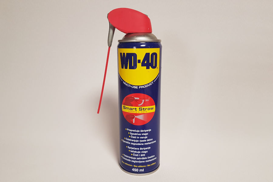 Does WD-40 remove and prevent rust.