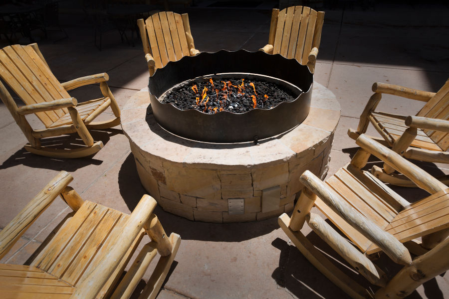 The best rust proof fire pits available right now.